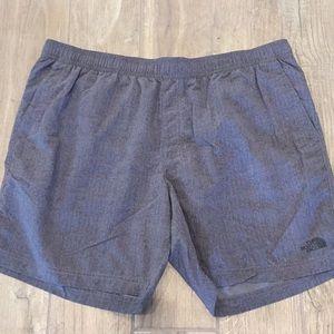 North Face Gray Shorts